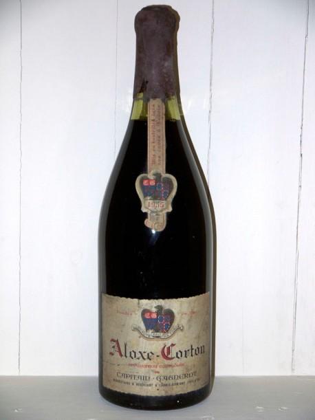 Magnum Aloxe-Corton 1955 Maison Capitain-Gagnerot