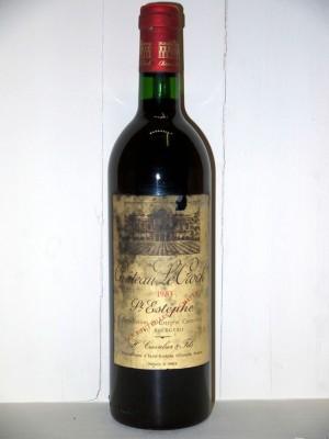 Château Le Crock 1983
