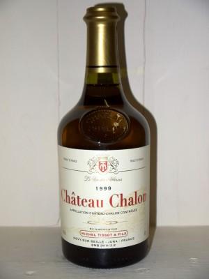 Millesime prestige Autres régions Château Chalon 1999 Michel Tissot