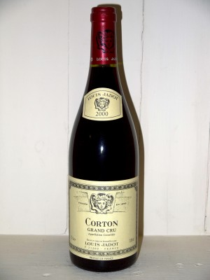 Corton Grand Cru 2000 Louis Jadot