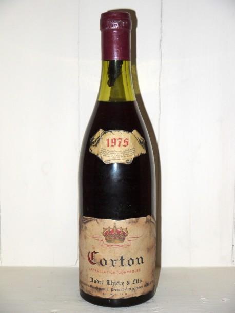 Corton 1975 André Thiély et Fils
