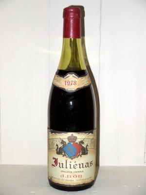 Juliénas 1978 J.Bon