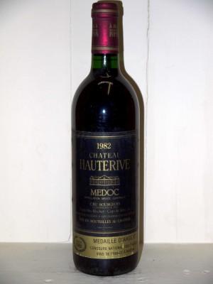 Château Hauterive 1982