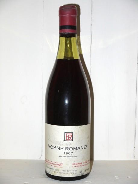 Vosne-Romanée 1er Cru 1967 Domaine René Engel