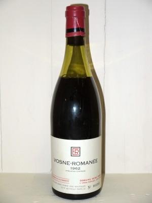 Vosne-Romanée 1er Cru 1962 Domaine René Engel