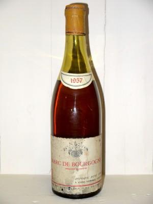 Eau de Vie millesime Marc de Bourgogne 1957 Domaine René Engel
