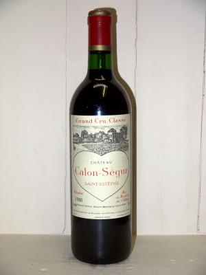 Château Calon-Ségur 1988