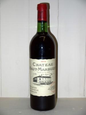 Château Haut-Marbuzet 1974