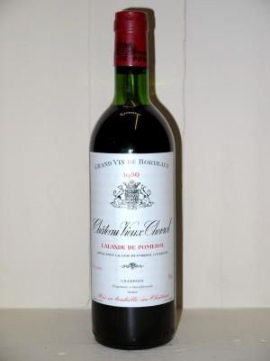 Château Vieux Chevrol 1980