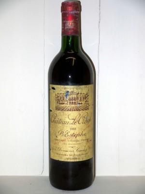 Château Le Crock 1988