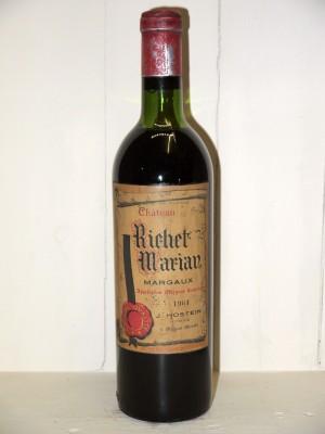 Château Richet Marian 1964