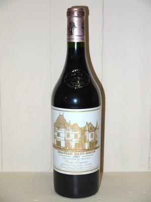 Vins grands crus Pessac-Léognan - Graves Château Haut Brion 2002