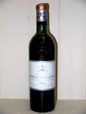 Château Pape Clément 1965