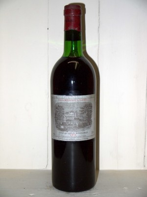 Vins de collection Pauillac Château Lafite Rothschild 1973