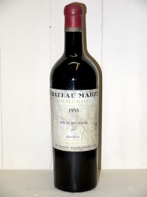 Château Marzy 1955