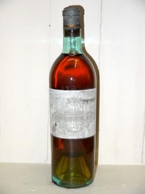 Grands vins Sauternes - Barsac - Loupiac Château Filhot 1944