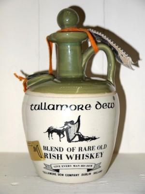 Tullamore Dew en étui Années 60