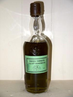 Chartreuse Verte VEP 37,5cl 1971 en coffret