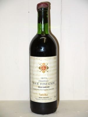 Château Tour Fonrazade 1973
