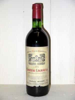Château Lagraula 1974