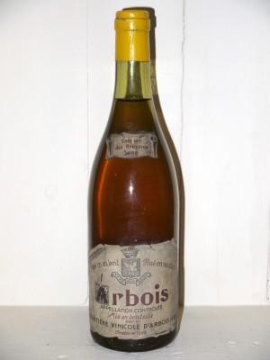 """Arbois """"Côteaux des Bruyères"""" 1952 Fruitière vinicole d'Arbois"""