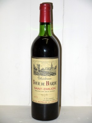 Château Tour de Barde 1973