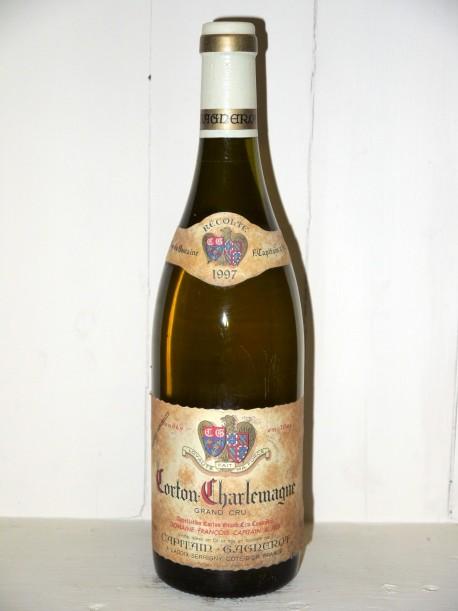 Corton-Charlemagne 1997 Maison Capitain-Gagnerot