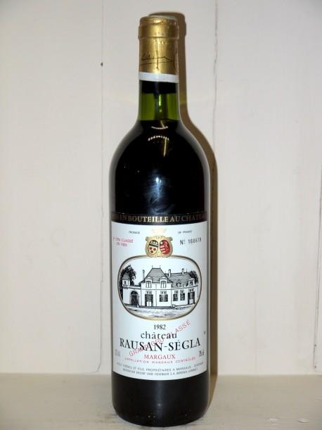 Château Rauzan-Ségla 1982