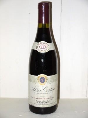 Grands vins Aloxe Corton Aloxe-Corton 1996 Domaine Chapuis