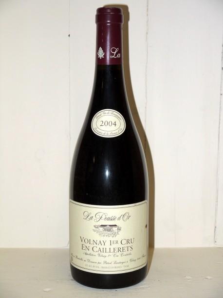 """Volnay 1er Cru """"En Caillerets"""" 2004 Domaine de la Pousse d'Or"""