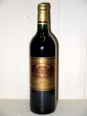 Château Batailley 2003