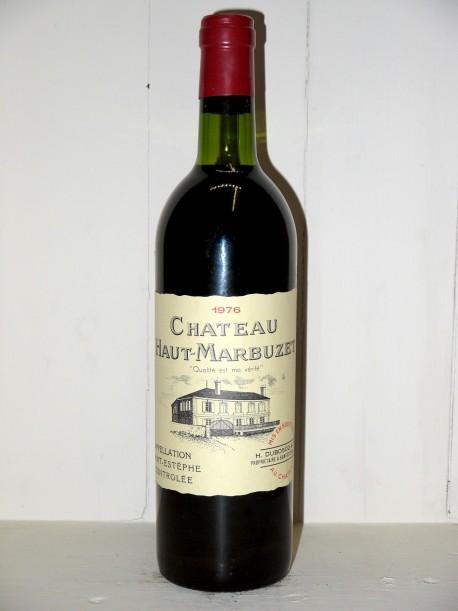 Château Haut-Marbuzet 1976