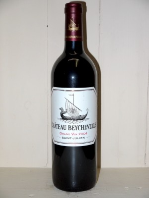 Château Beychevelle 2004