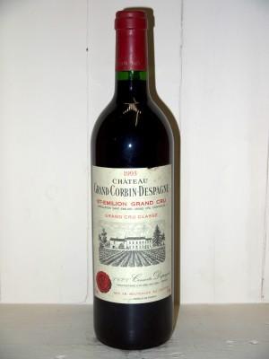Château Grand Corbin Despagne 1993