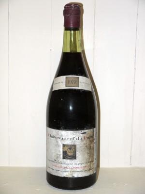 Magnum Domaine de la Roquette 1972 Chateauneuf du Pape