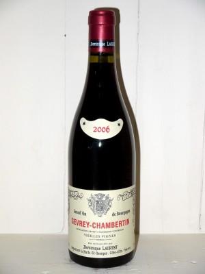 Grands crus Gevrey-Chambertin Gevrey-Chambertin Vieilles Vignes 2006 Dominique Laurent