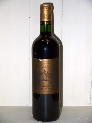 Vins grands crus Margaux Château d'Issan 2009