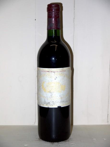 Château Margaux 1989