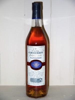 Cognac millesime Cognac Napoleon Pierre Croizet