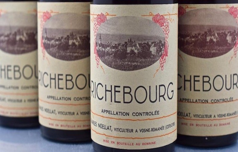 les grands vins du Domaine Charles Noellat