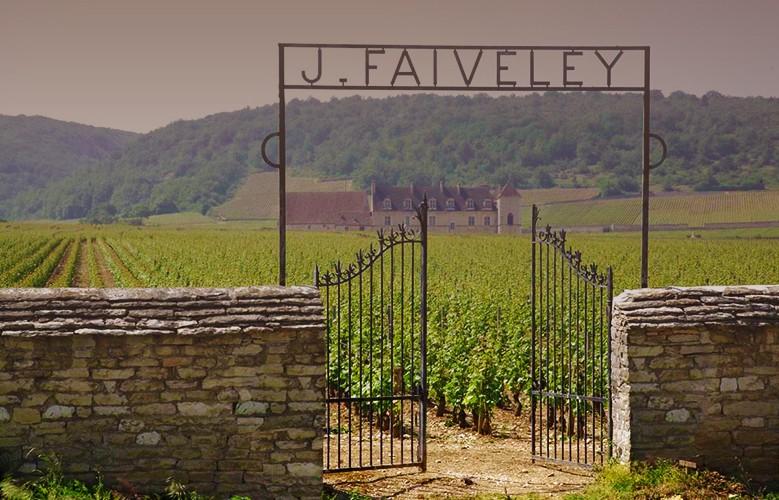 Les grands vins du domaine Faiveley
