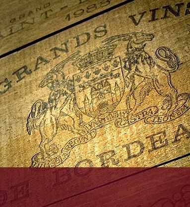 Grands Crus classés de Bordeaux en 1855